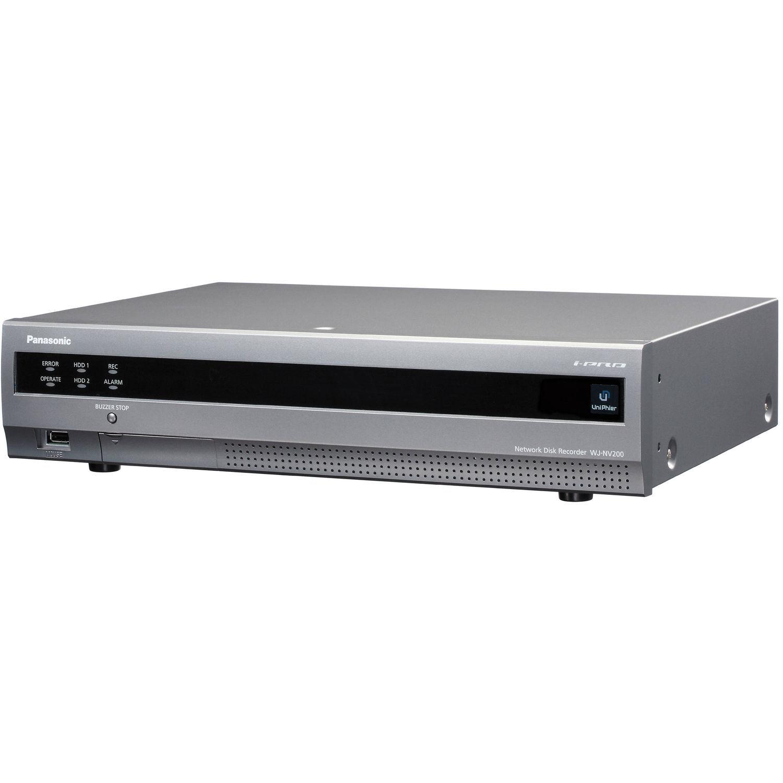 Gravador de disco de rede WJ-NV300 Panasonic