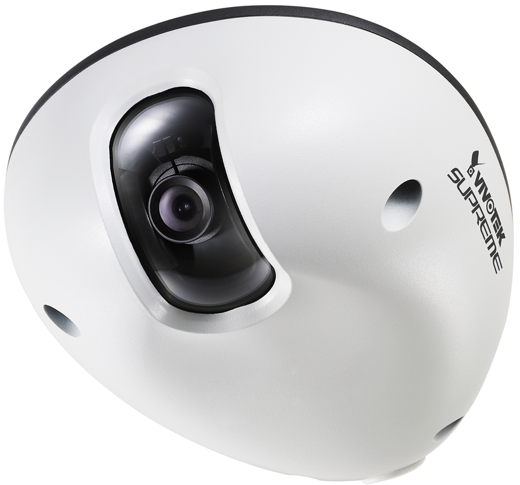 Vivotek MD 8531H 1.2MP WDR Pro 3DNR Video Rotation IP66 EN50155 Compliance Mobile Dome