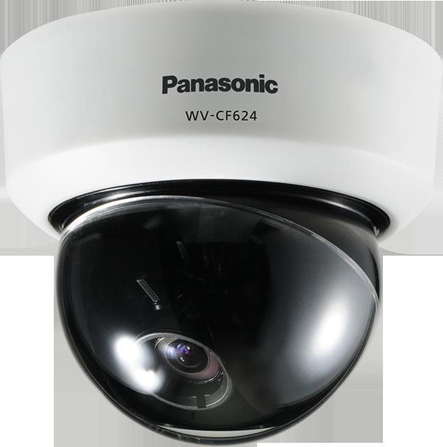 Câmeras de domo fixo – Série WV-CF600