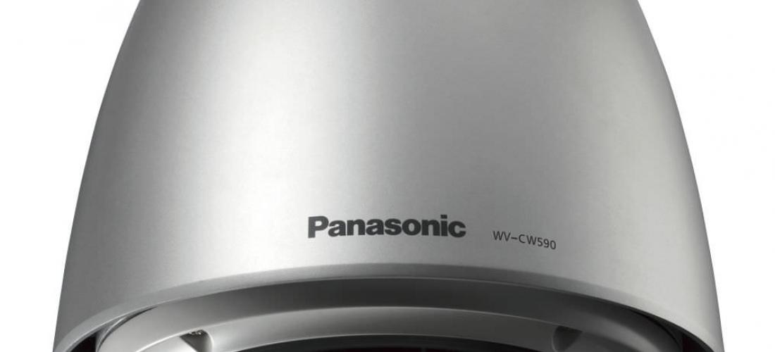 Câmeras de domo – Série WV-CW590/WV-CW590A