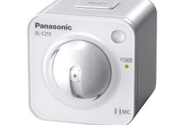 Linha de Câmera BL-C210 Panasonic