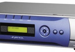 Gravador de disco de rede WJ-ND300A Panasonic