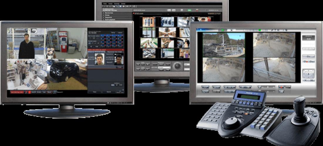 Plataforma de gestão de gravação e vídeo Série WV-ASR500
