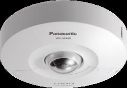 Câmera de rede de 360 graus – WV-SF448